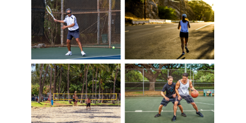 Get Back On The Field Quicker and Healthier With The Sports Medicine Team at IMUA Orthopedics, Sports & Health, Honolulu, Hawaii