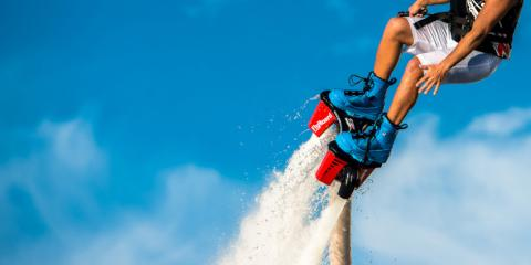 Flyboards & Jet Packs Are the New Summer Activities You Need to Try, Miami Beach, Florida