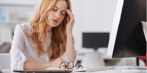 3 Ways Acupuncture Can Help Manage Workplace Stress, Webster, New York