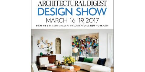 Relative Space Participates in 2017 Architectural Digest Design Show, New York, New York