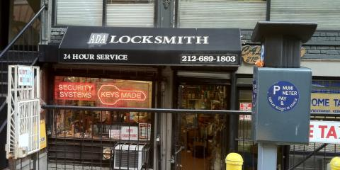 ADA NY Locksmith Inc. , Locksmith, Services, New York, New York