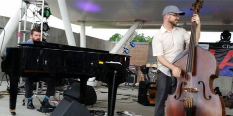 Adam Maness Trio each Thursday - Jazz, St. Louis, Missouri