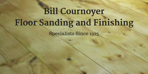 Bill Cournoyer Floor Sanding And Finishing In Thompson Ct Nearsay