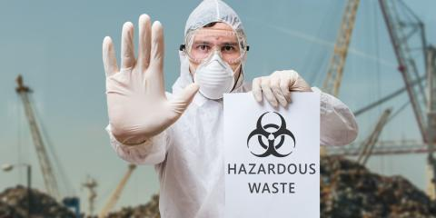 Household Hazardous Waste Event for NB and Comal Cty Residents, New Braunfels, Texas