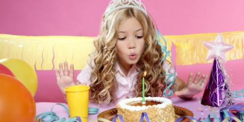 3 Princess Party Menu Ideas Fit for Birthday Royalty, Long Island, New York