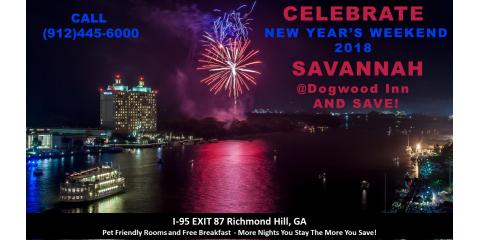 SAVANNAH NEW YEARS 2018, Richmond Hill, Georgia