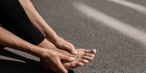 What Is a Lisfranc Injury?, Perinton, New York