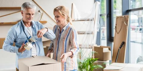 4 Tips for Using Storage to Downsize, Flower Mound, Texas