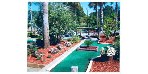 Mini Golf Jacksonville Beach Fl