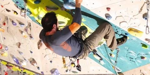 3 Reasons to Challenge Yourself at Rock Wall Climbing, Ontario, New York