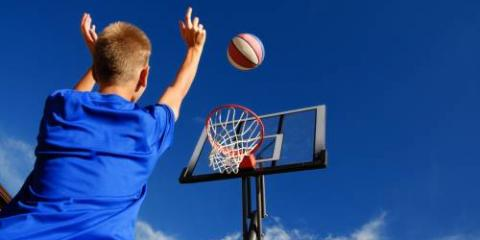 3 Fun Kids' Games Involving Basketball Hoops, Deerfield, Ohio