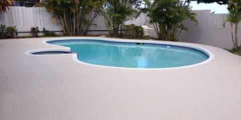 A Guide to Concrete Swimming Pool Issues, Ewa, Hawaii