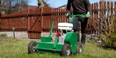 3 Reasons Lawn Aeration is so Important, Cincinnati, Ohio