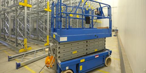 3 Aerial Lift Safety Tips From OH's Equipment Rental Experts, Hamilton, Ohio