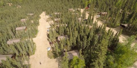 4 Best Reasons to Live in a Community of Rental Cabins, Fairbanks, Alaska
