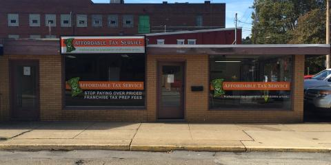 Affordable Tax Service: More affordable than the chains!, Kittanning, Pennsylvania