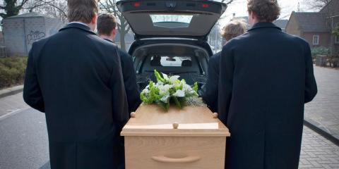 How to Transport a Loved One After They've Passed, Brooklyn, New York