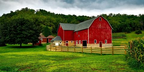 A Insurance Company Founded by Farmers for Farmers, Vanceburg, Kentucky