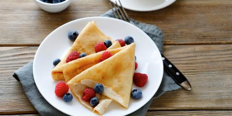 3 Delicious Reasons to Have Crepes for Breakfast, Ewa, Hawaii