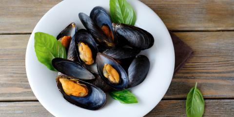 5 Healthy Reasons to Eat Mussels, Ewa, Hawaii