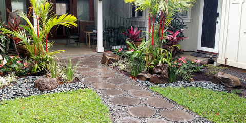 3 Benefits of Landscaping, Ewa, Hawaii
