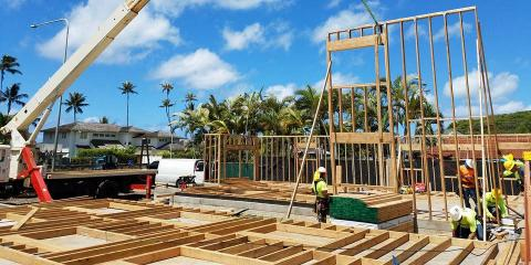 3 Ways to Save Money on a New Home Build, Ewa, Hawaii