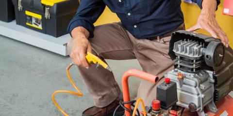 3 Elements of an Air Compressor to Consider Before Making a Purchase, Maryland Heights, Missouri