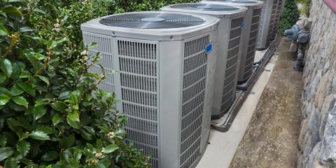 Split Vs. Packaged Air Conditioner: What's the Difference?, Crockett, Texas