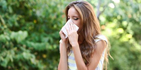 4 Simple Ways to Avoid Allergies this Spring, Kent, Ohio