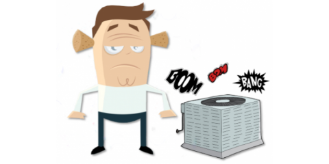 Summer is not far! Know when to call for repairs, especially if your AC is making these noises! Click here for more, Forked River, New Jersey