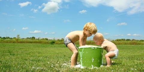 How to Keep Your Kids From Overheating This Summer, Olive Branch, Mississippi