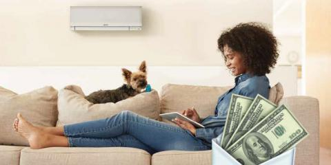 Enjoy an Instant Rebate on a New Ductless Heating System, New Rochelle, New York