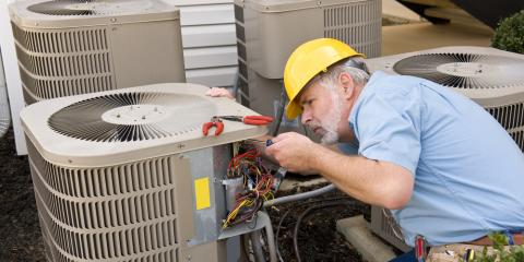 Experts Discuss How to Save on Air Conditioning Costs, Crockett, Texas