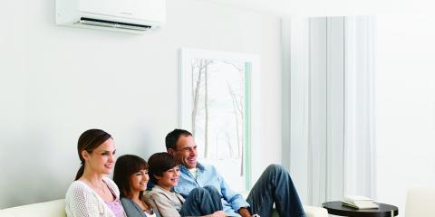 Up to $500 Rebate On Mitsubishi Electric® HVAC System, Taunton, Massachusetts
