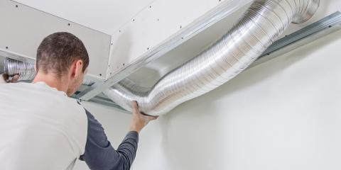 What Happens to Air Duct Insulation Over Time?, Anchorage, Alaska