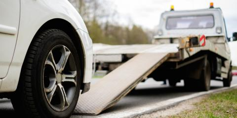 3 Tips for Pulling Over Safely on the Freeway, Thomasville, North Carolina