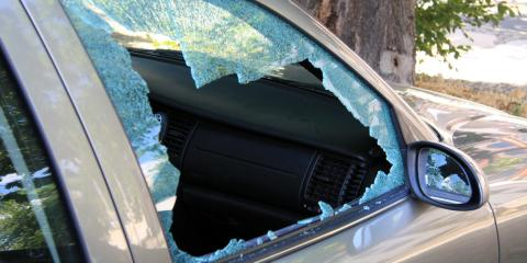 How To Break Your Car S Side Window In An Emergency
