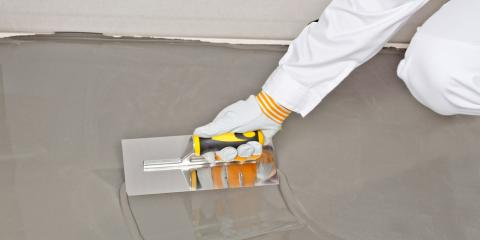 3 Reasons to Seal Your Concrete Floor, Windham, Connecticut
