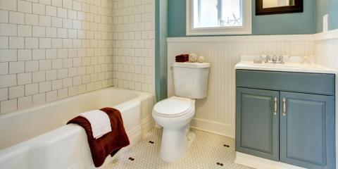 3 Materials That Are Perfect for Bathroom Flooring, Columbia, Missouri