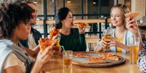 The Four Best Pairings of Pizza & Beer, St. Louis, Missouri