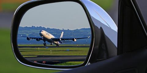 4 Traffic-Friendly Benefits of Using an Airport Taxi Service, Minneapolis, Minnesota