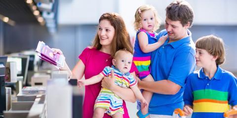 5 Tips for Navigating the Airport With Kids, Greensboro, North Carolina