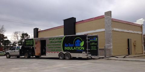 Air Tight Insulation Solutions, Insulation, Services, Russellville, Arkansas