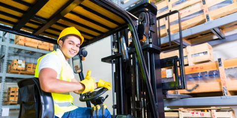 Do I Need a License to Drive a Forklift?, South Plainfield, New Jersey