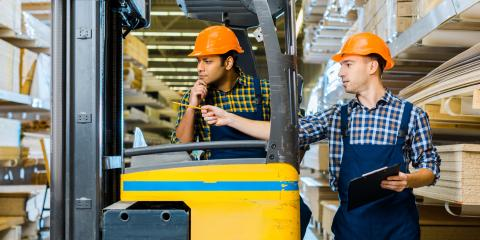 4 Ways to Avoid Forklift Accidents, South Plainfield, New Jersey