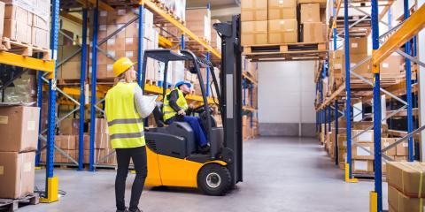 A Short Guide to Getting a Forklift Certification, South Plainfield, New Jersey