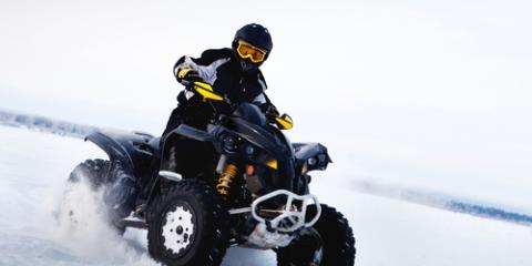 ATV Dealer Shares 4 Non-Recreational Uses for ATVs, North Pole, Alaska