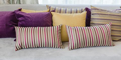 Furniture Store Offers 5 Tips for Decorating With Throw Pillows, Fairbanks, Alaska