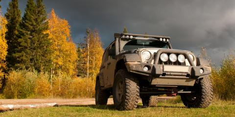 A Beginner's Guide to Finding the Right Lift Kit, Anchorage, Alaska