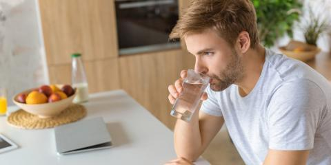 5 Signs You Should Drink More Water, Anchorage, Alaska
